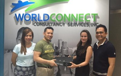 London and Lemery: Get Ready for WORLDCONNECT!