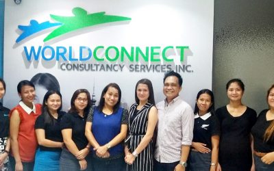 WORLDCONNECT Staff Training with ICA's Carmi Thurldy