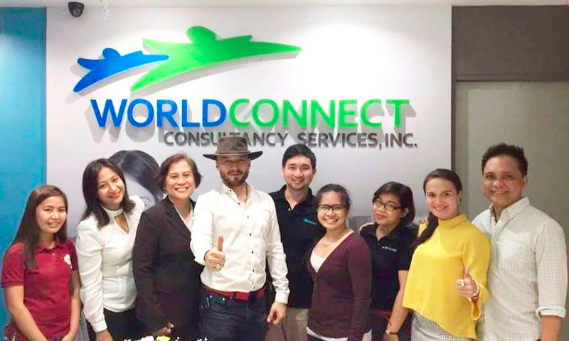 WORLDCONNECT staff holds technical training on New Zealand promotion